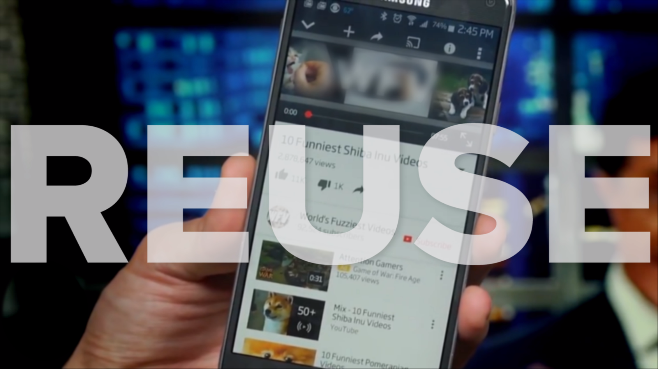 Video: Top 5 ways to reuse an Android device