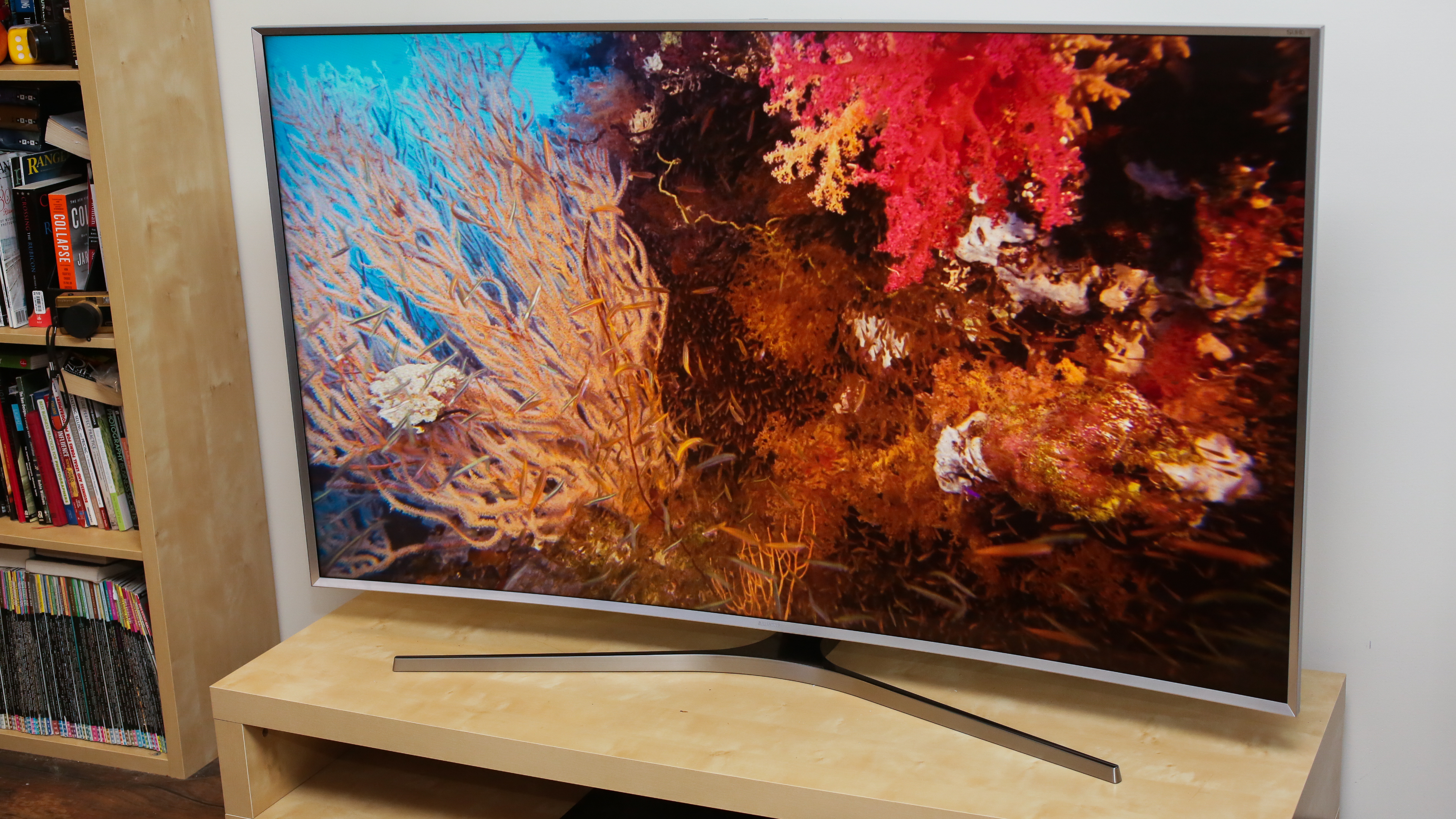 A great high-end LCD TV, but it can't keep up with OLED