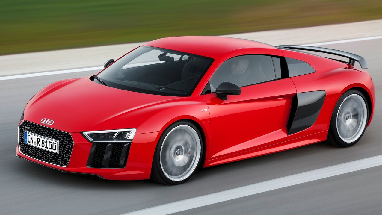 Video: Is the 2016 Audi R8 V10 Plus the last guardian of the naturally aspirated supercar?