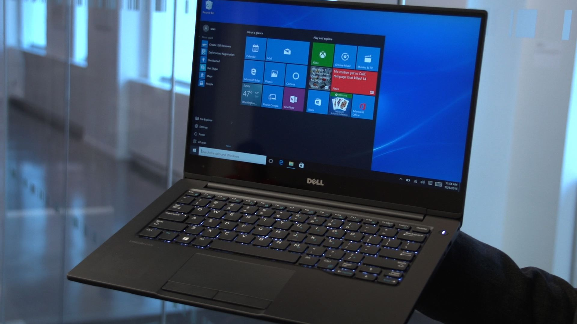 Video: Dell brings infinity display to the pro-level Latitude 7370
