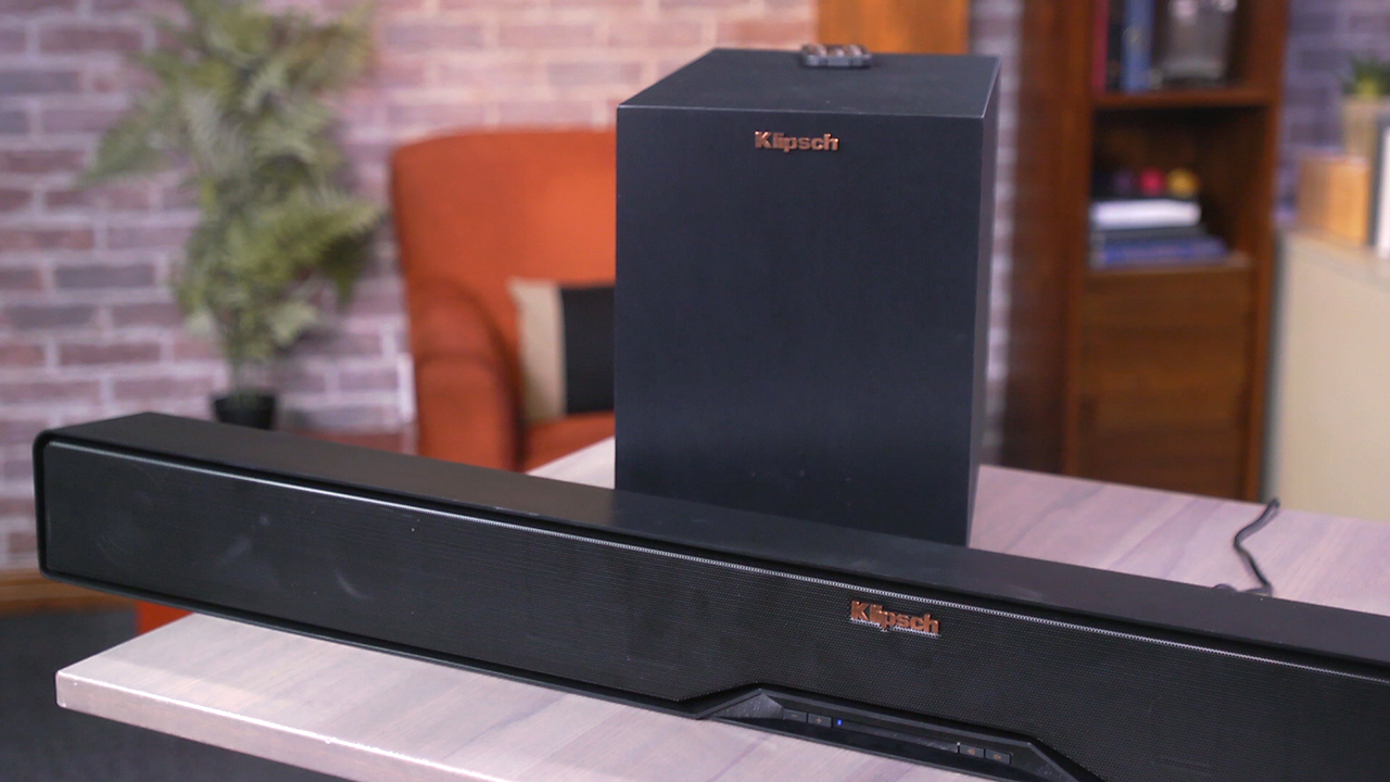 Video: Klipsch R-4B: decent if not remarkable soundbar