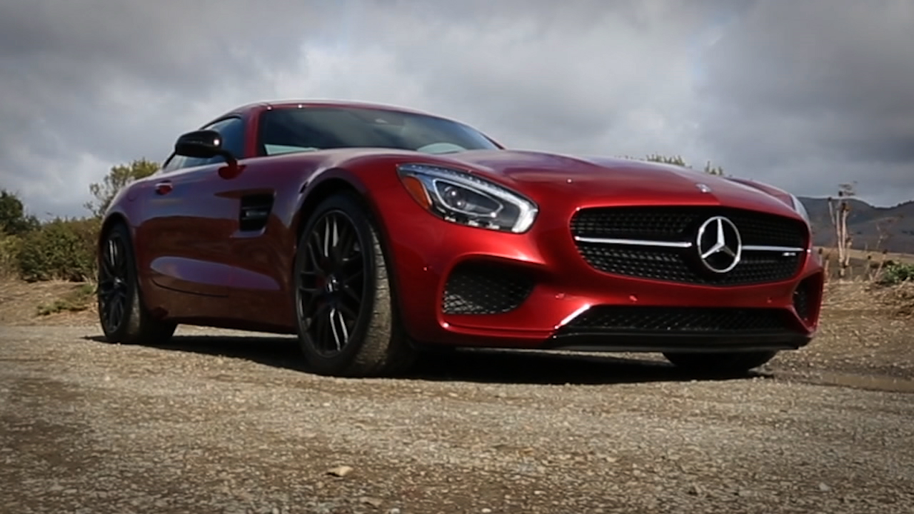 Video: 2016 Mercedes AMG GT S: Rewriting what you think of Mercedes (CNET On Cars, Episode 79)