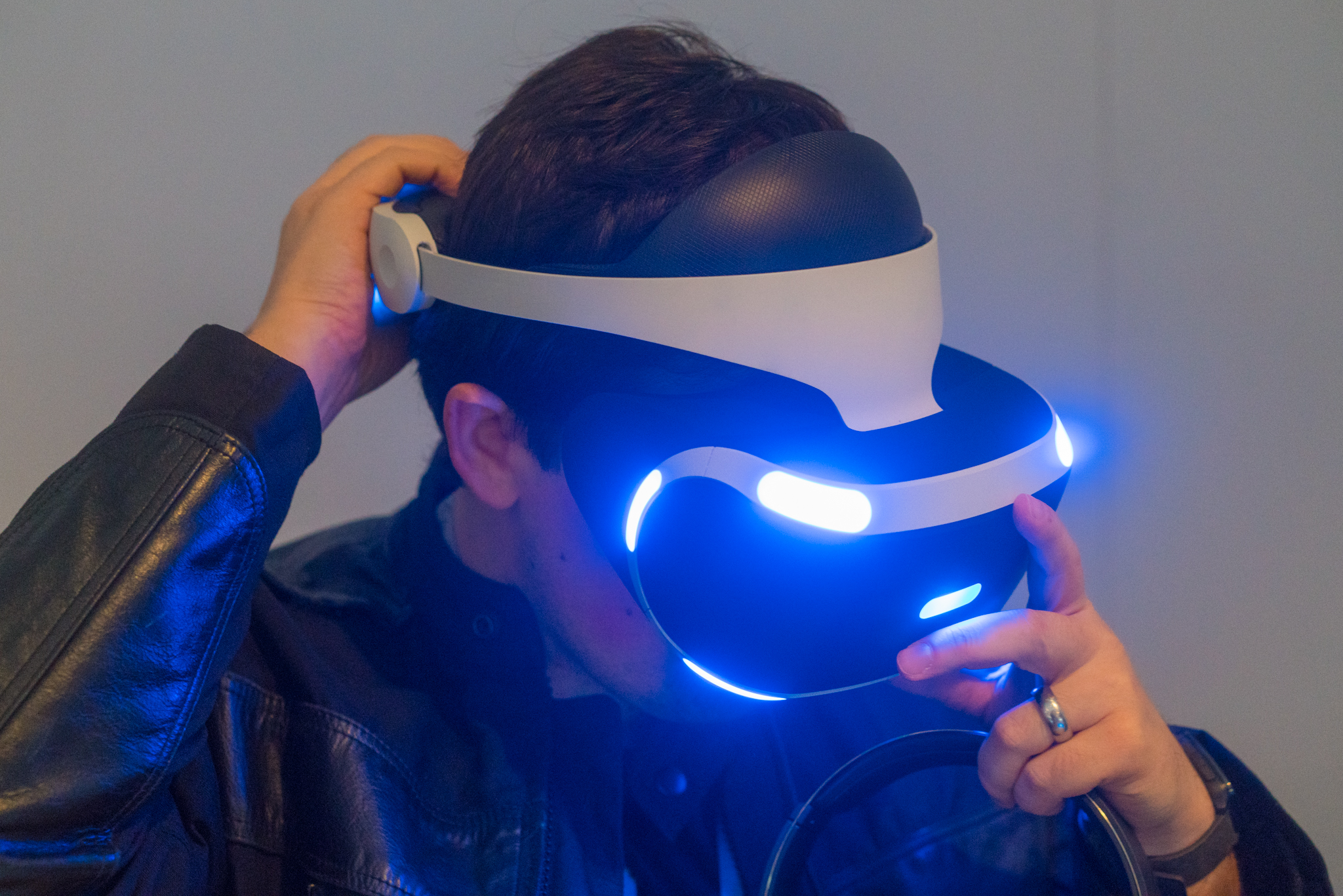 PlayStation VR made us smile, and it's because of the games