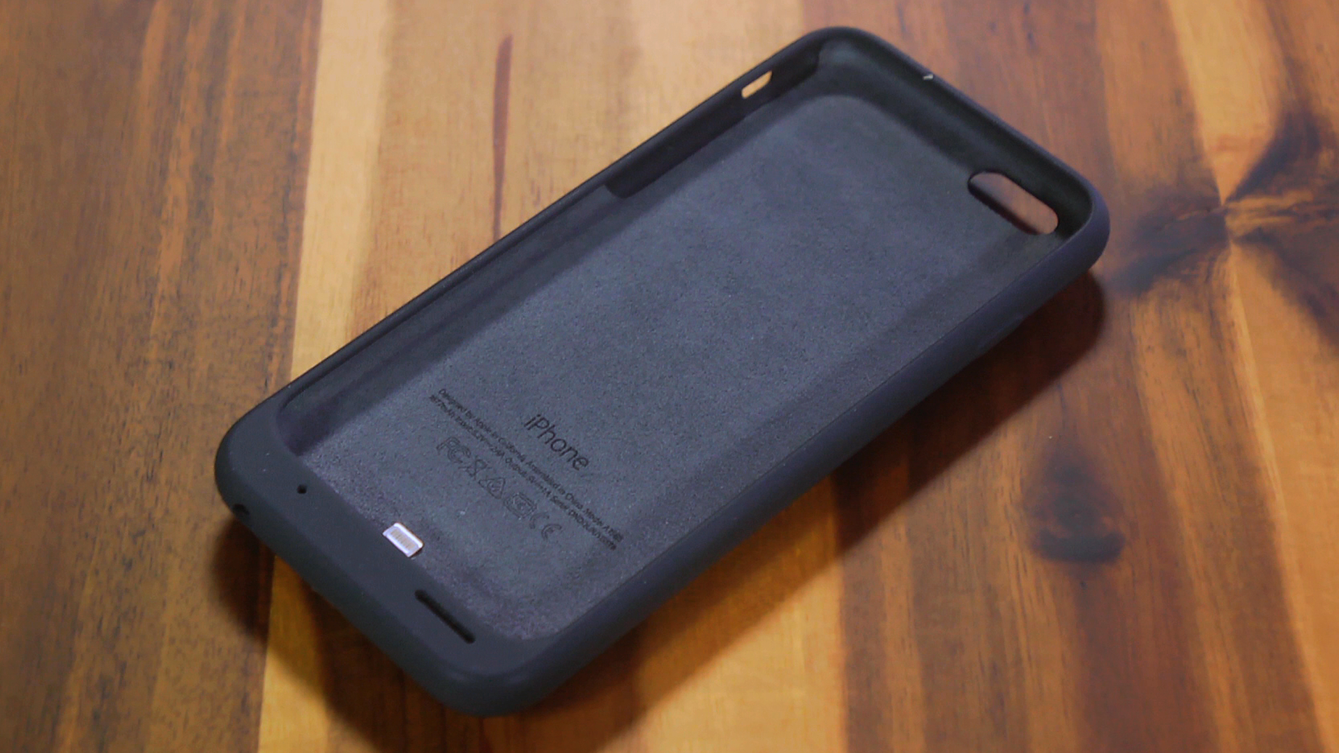 Video: Apple's Smart Battery Case is an answer to iPhone 6 and 6S low-battery woes