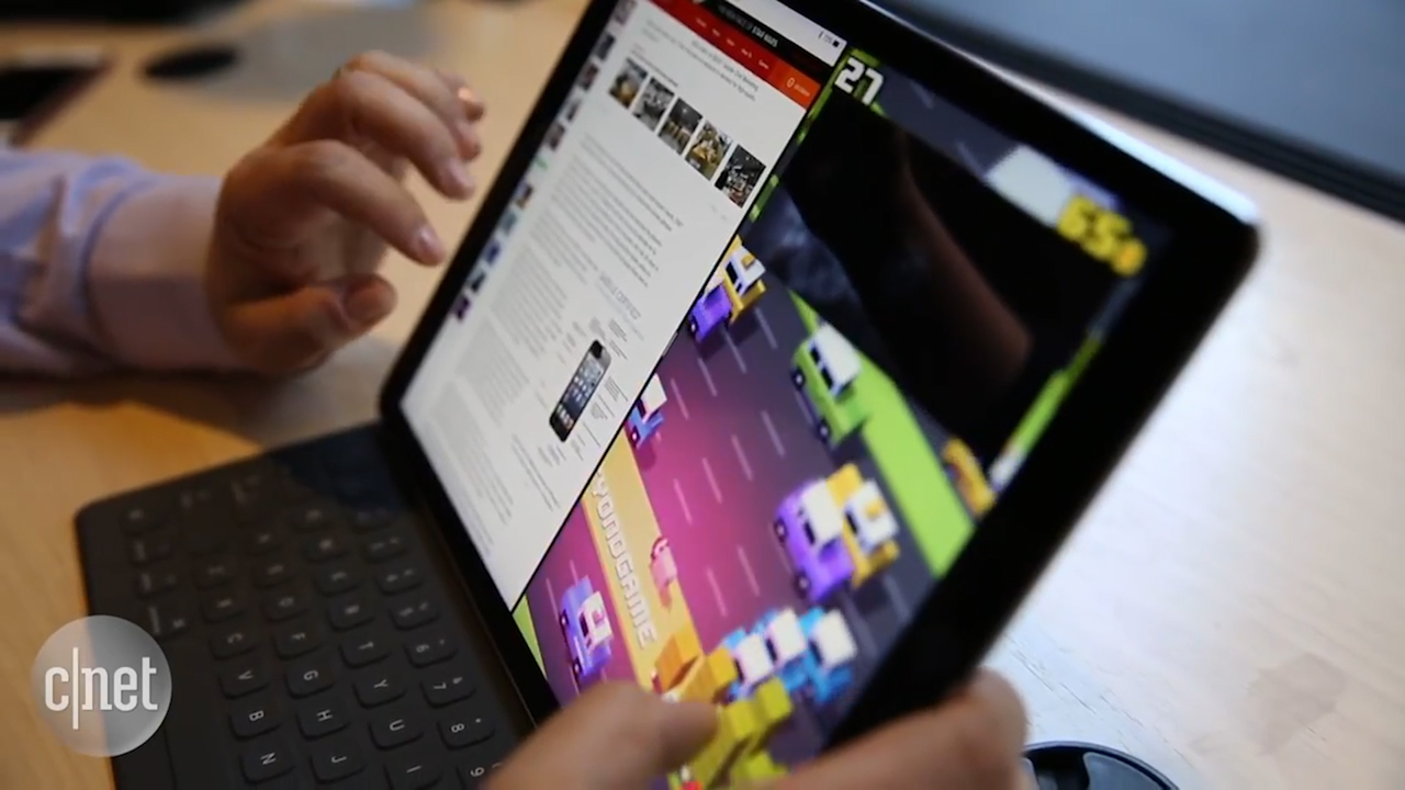 Video: Rebirth of the tablet?