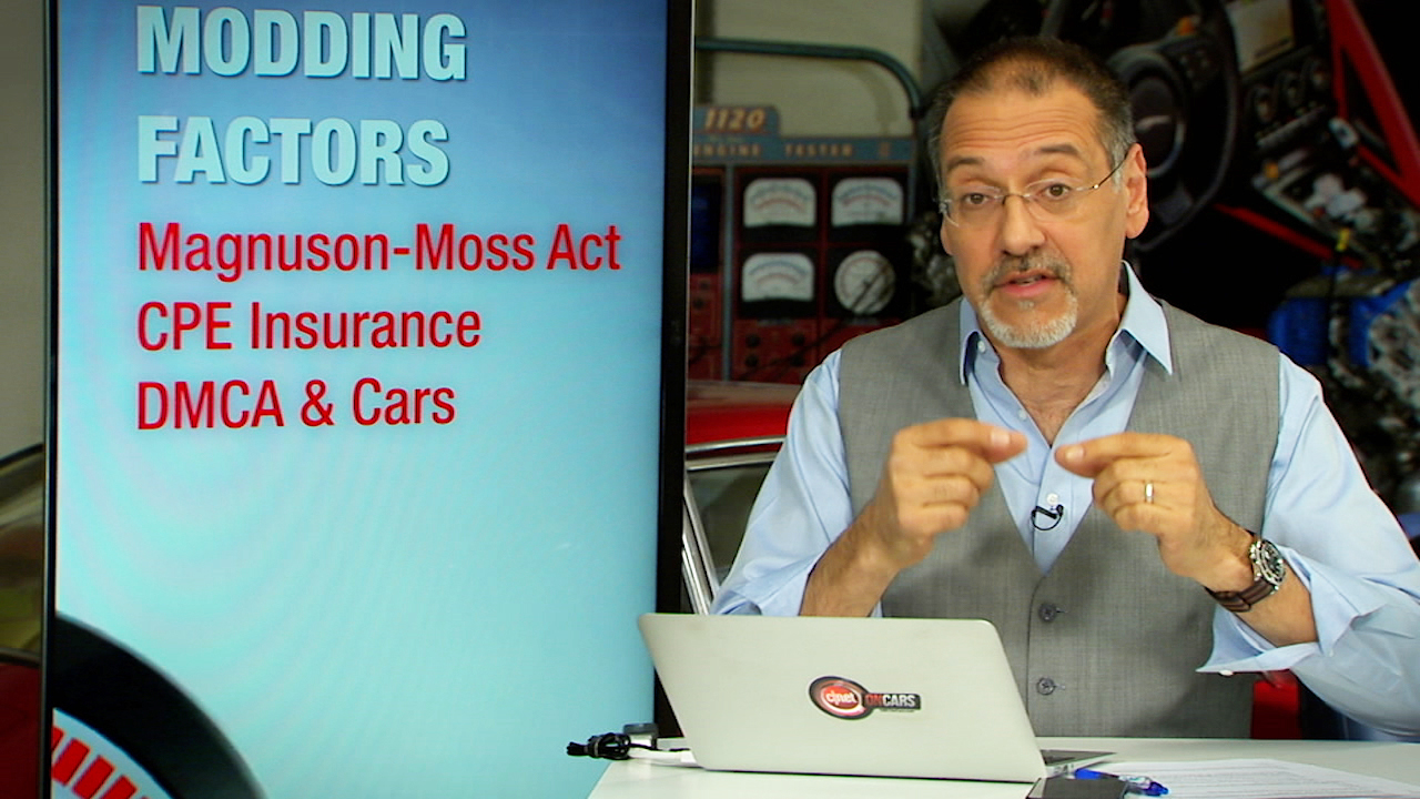 Video: Your emails: What are the rules around modding your car?