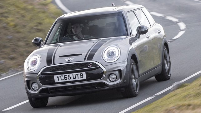 Video: The 2016 Mini Clubman has enough room for your life