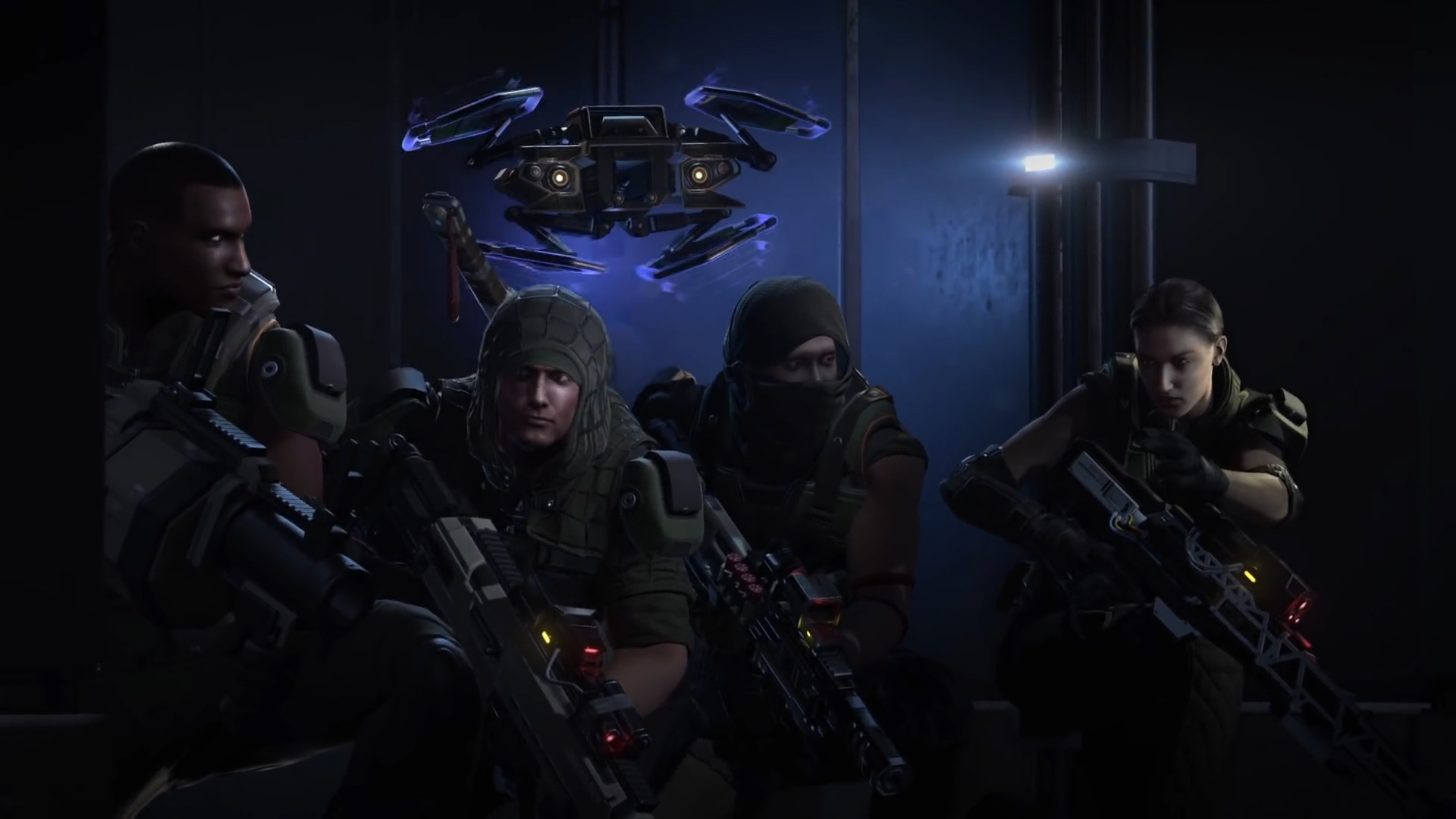 Video: Resistance isn't futile in XCOM 2