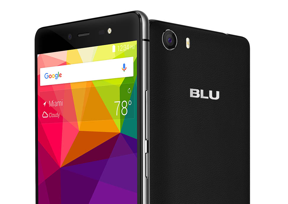 <p>The Blu Life One X features a 5.2-inch display and 13-megapixel camera.</p>