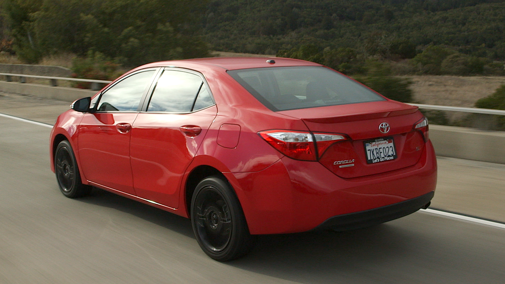 Video: 2016 Toyota Corolla S