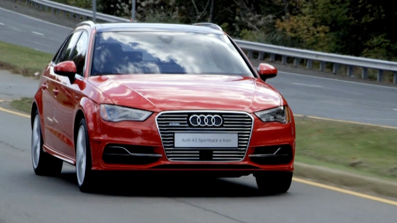 Video: 2016 Audi A3 e-tron: The dawn of the electric Audi (CNET On Cars, Episode 80)