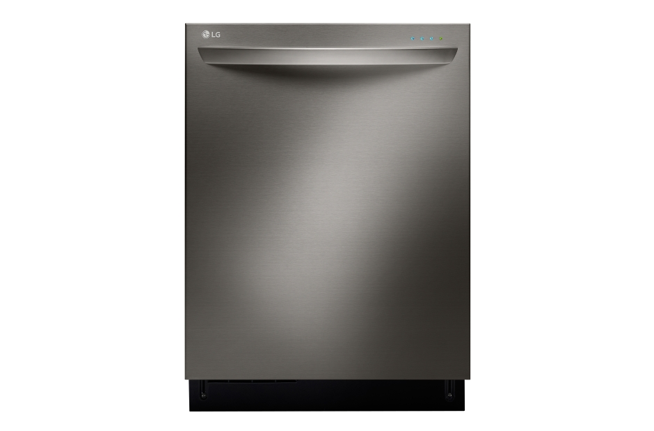 LG LDT9965BD Black Stainless Steel Series Fully Integrated Dishwasher With Truesteam Generator