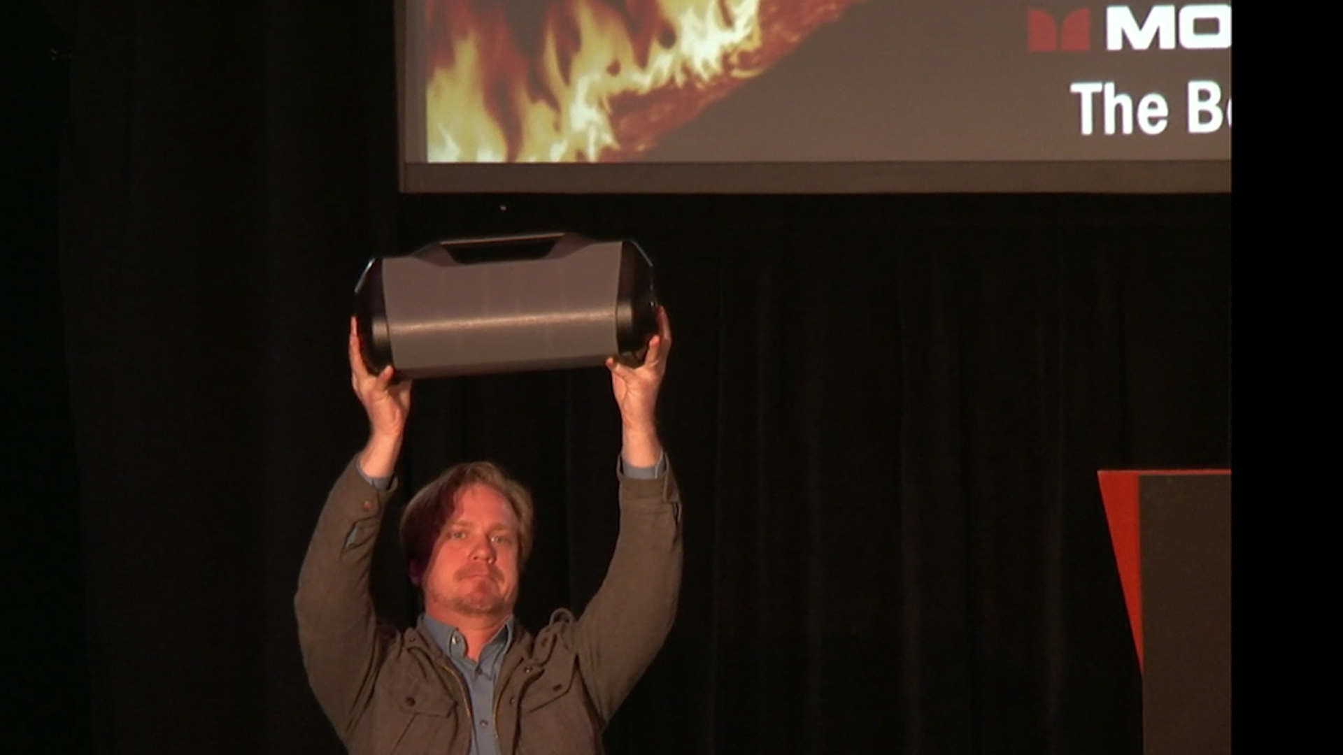 Video: Monster wants to reinvent the boom box