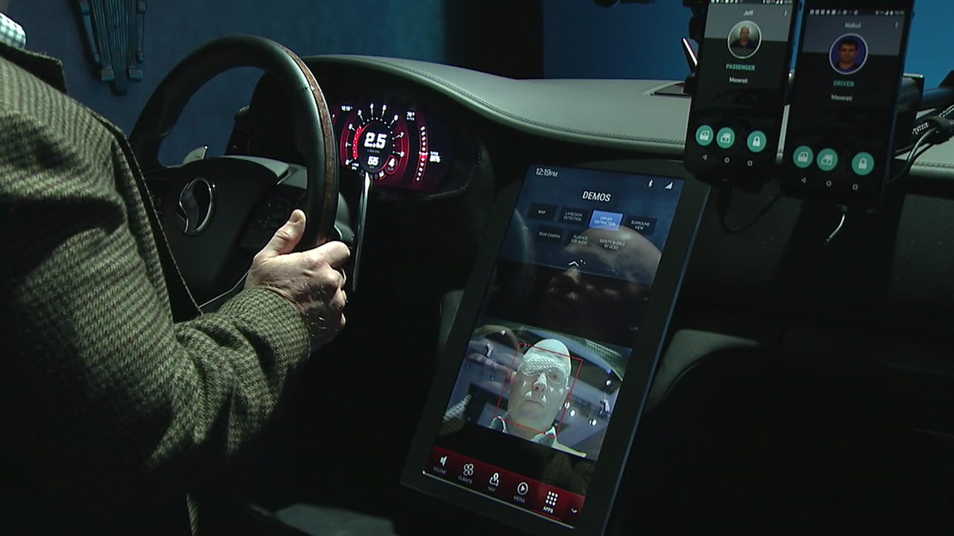 Video: Qualcomm partners with Audi and shows off powerful new automotive chipset