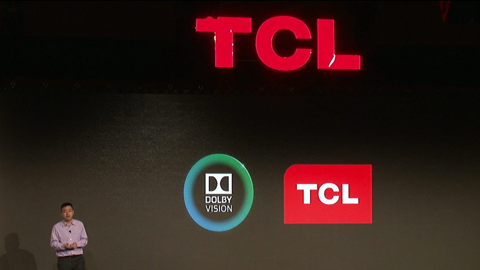 Video: TV maker TCL announces high-end TV with Dolby Vision HDR