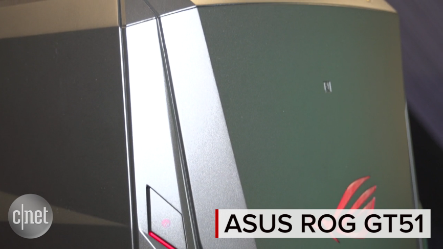 "<p>The newest gaming desktop from Asus includes an NFC wrist strap to unlock a ""shadow partition"" on the hard drive.</p>"