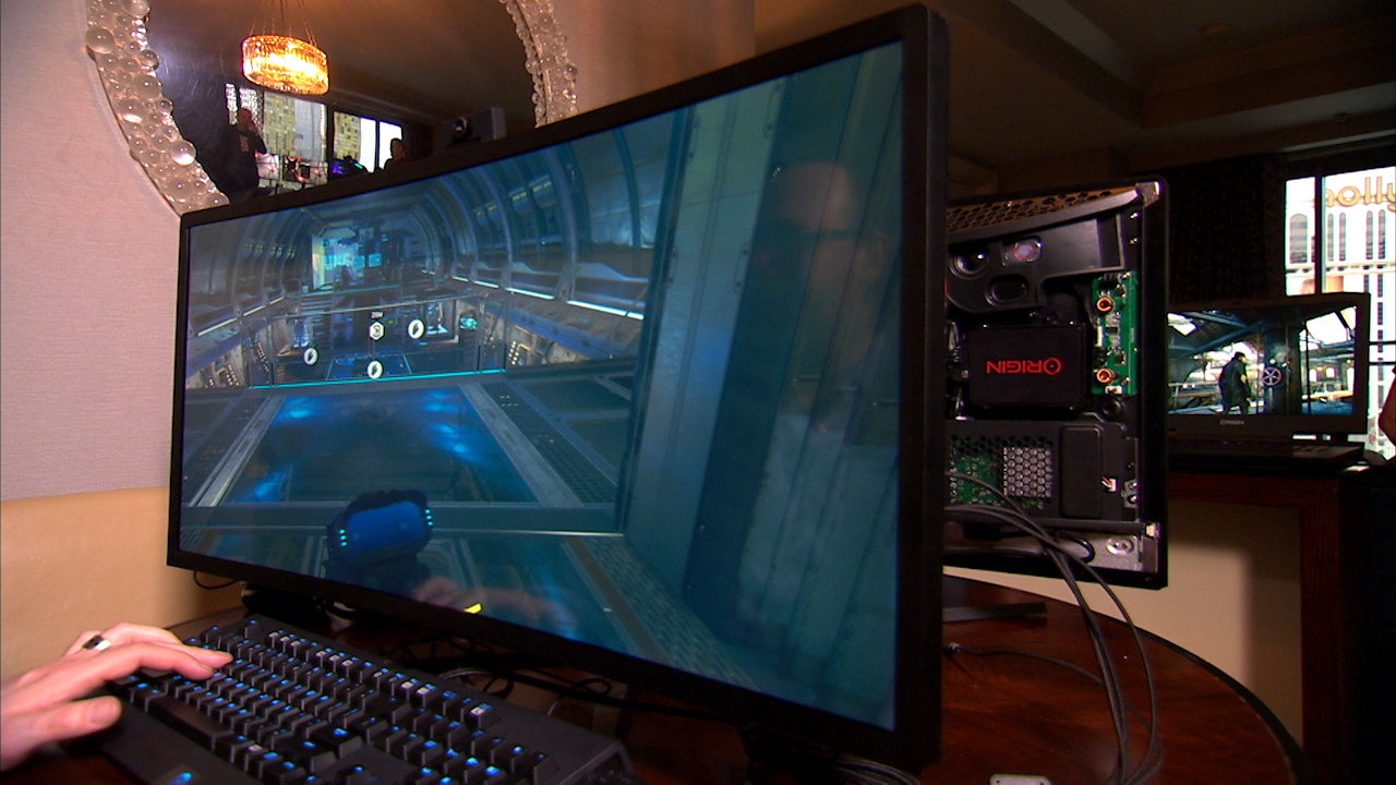 Video: The Origin PC Omni wraps you in high-end PC gaming