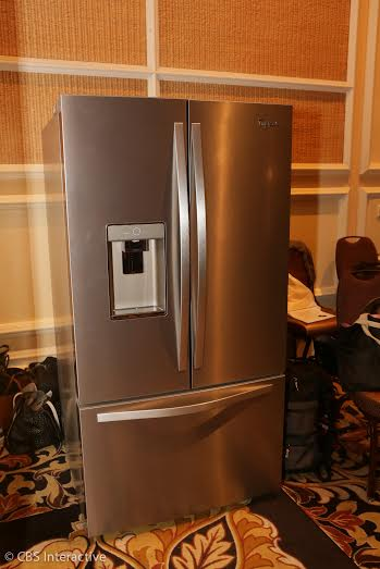 Whirlpool WRF995FIFZ Smart French Door Refrigerator