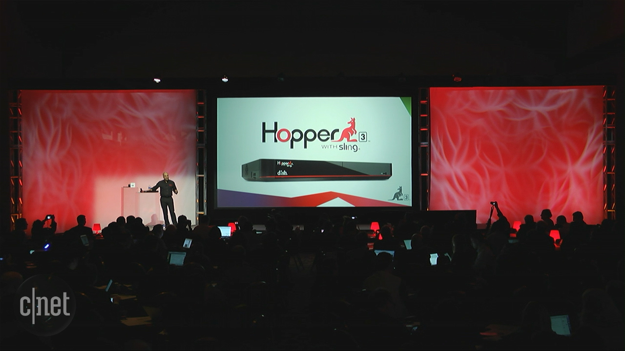 Video: Dish introduces new Hopper 3 DVR