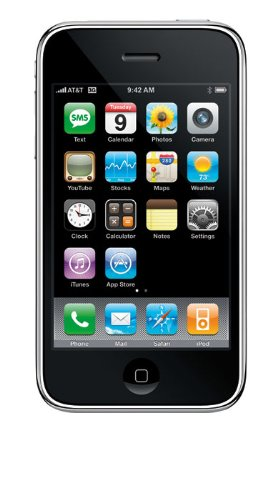 Apple iPhone 3GS (16GB - Black)