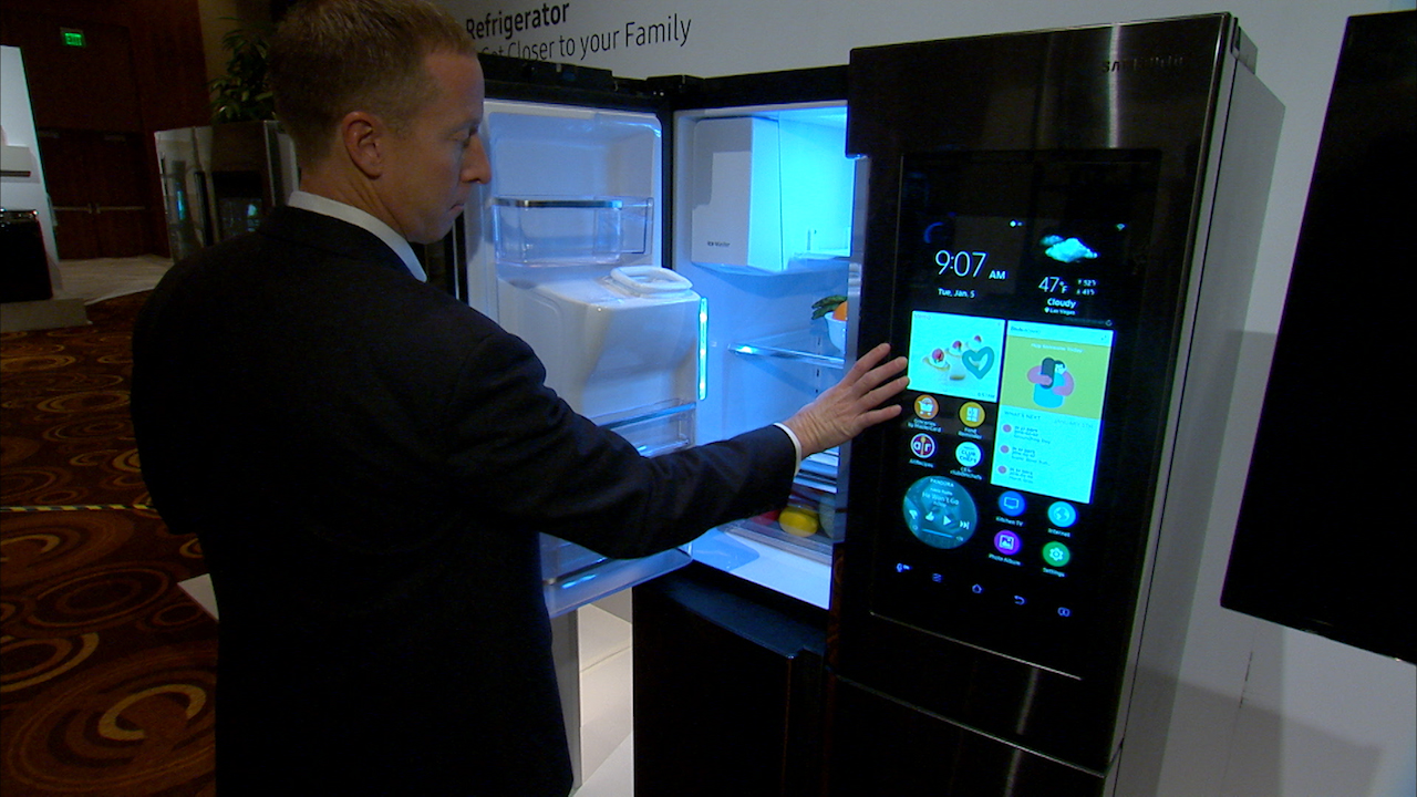 Video: High-tech upgrades for home appliances