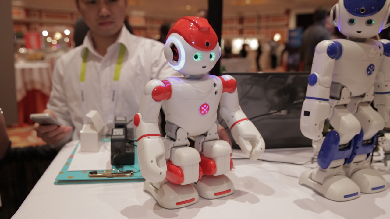 Video: You're going to love these robots