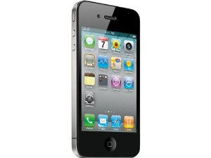 Apple iPhone 4 (8GB, Black)