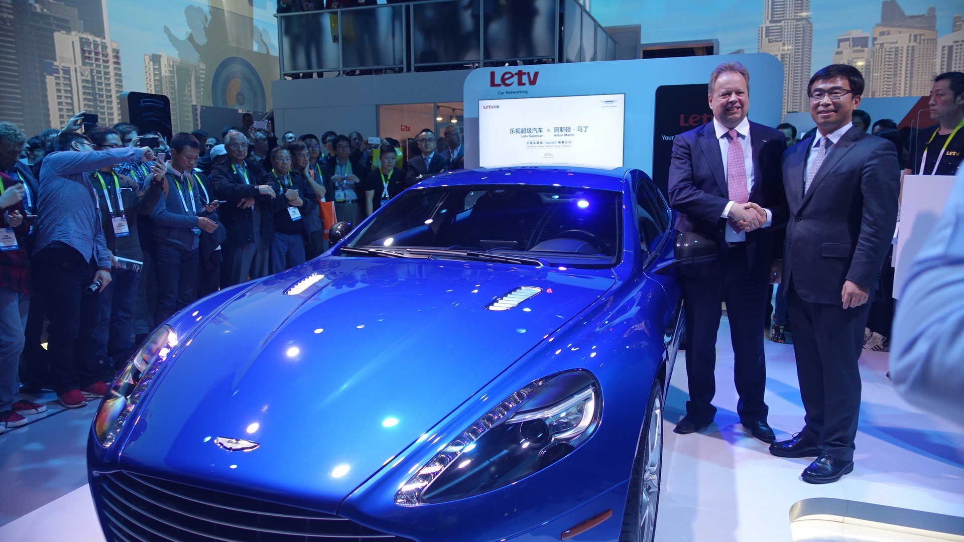 <p>This collaboration between century old Aston Martin and relatively young LeTV could be the future of the how the British Manufacturer does infotainment.</p>