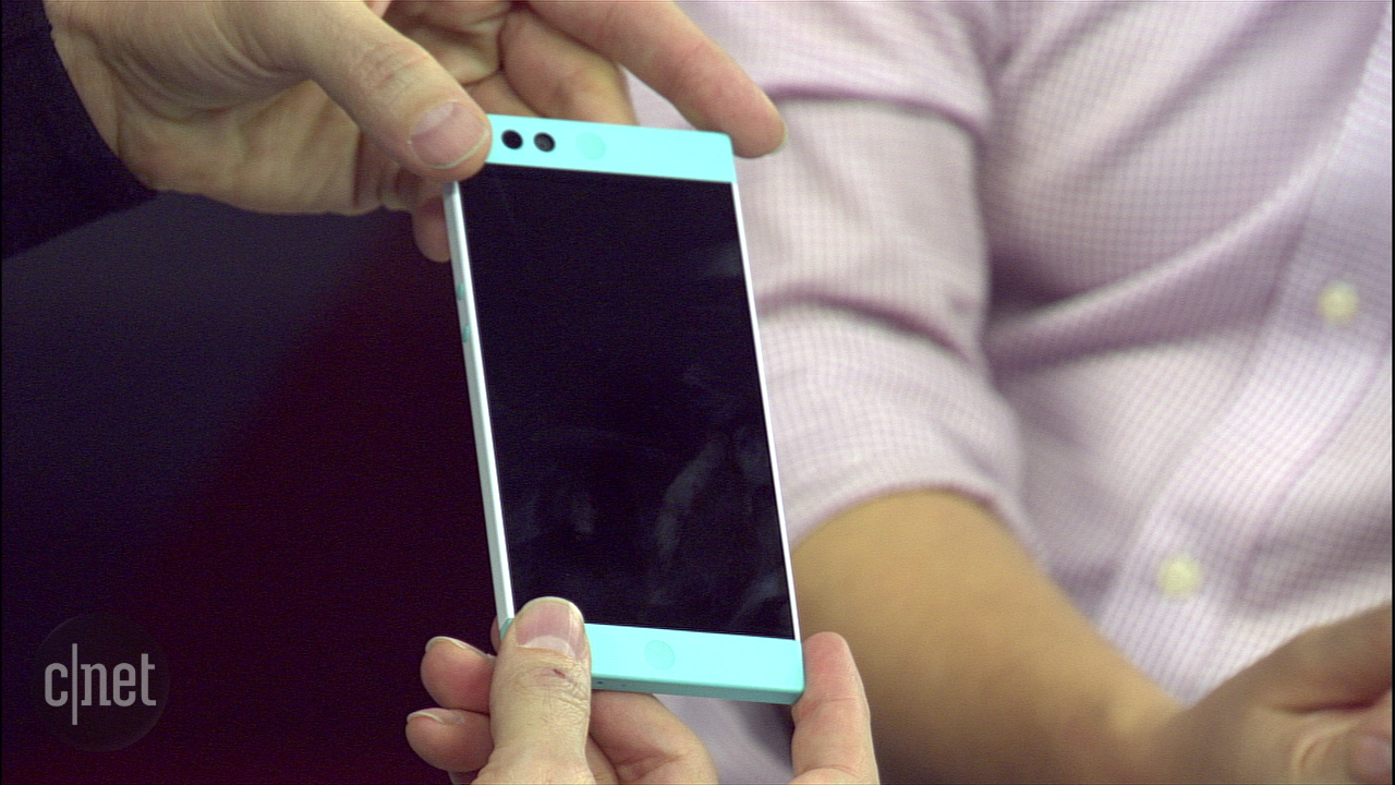 Video: Kickstarter darling Nextbit drops by with Robin super-cloud phone