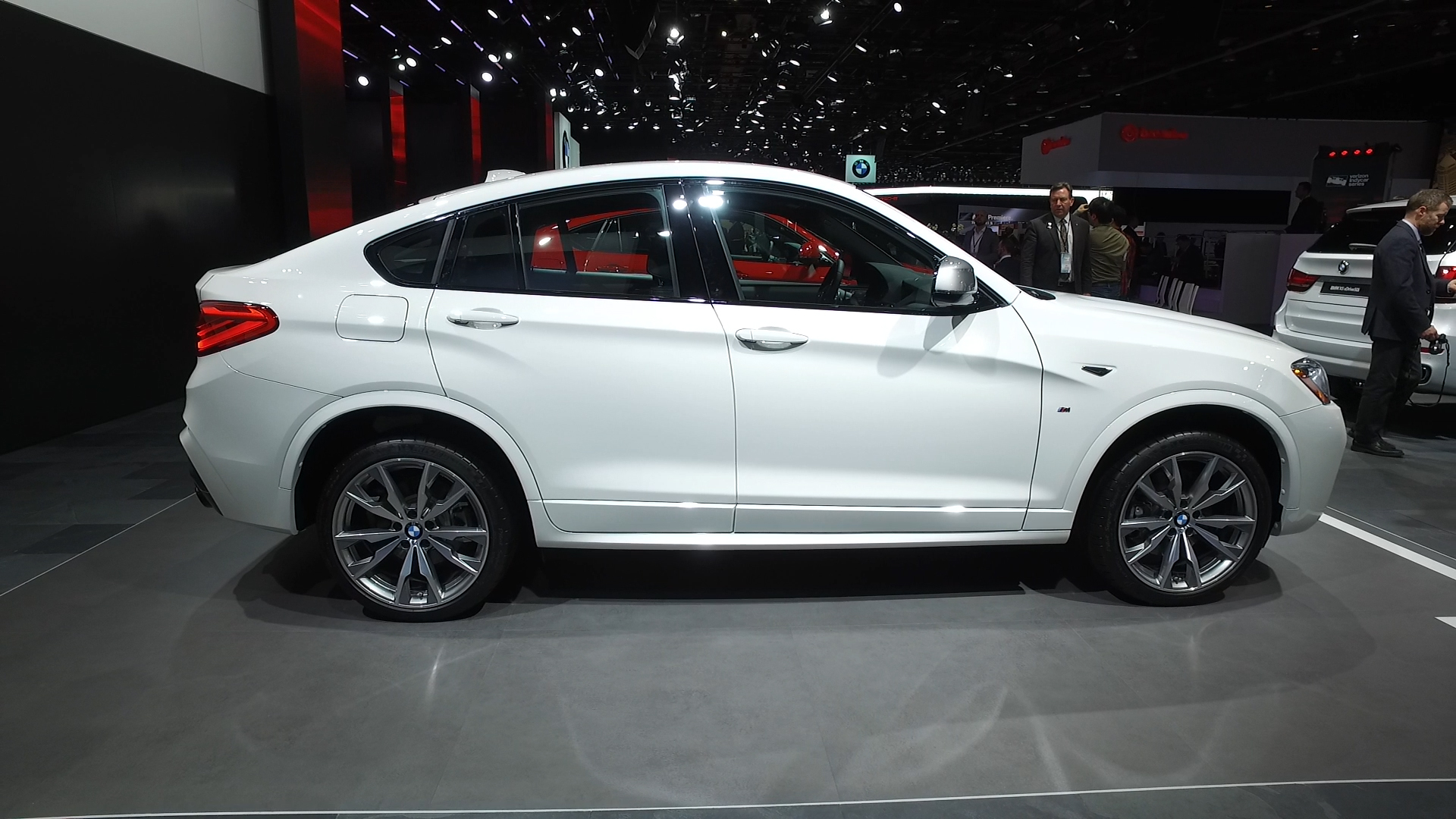 Video: BMW adds M Power to the X4