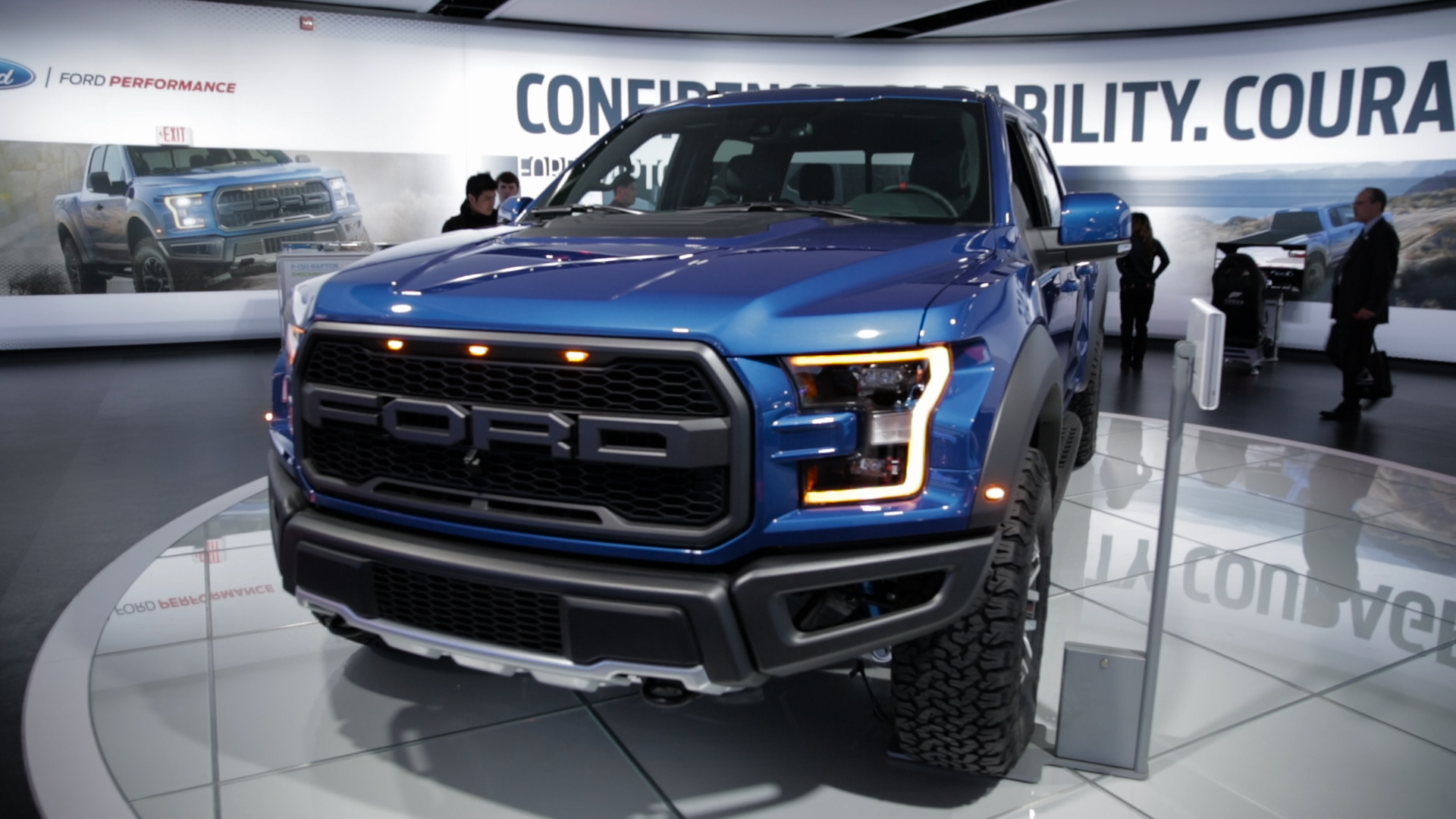 Video: Rejoice! The second generation Ford Raptor is here