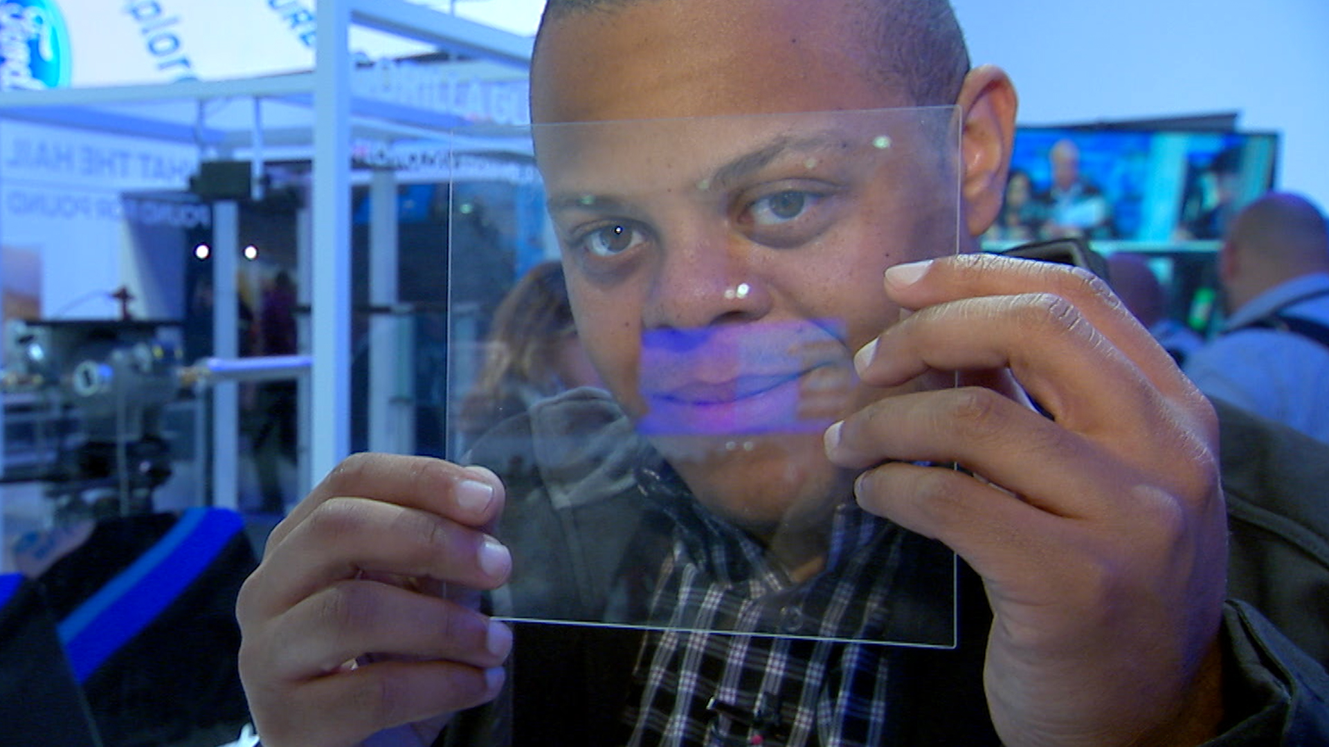 Video: Gorilla Glass windshield is lighter, thinner and hail-proof