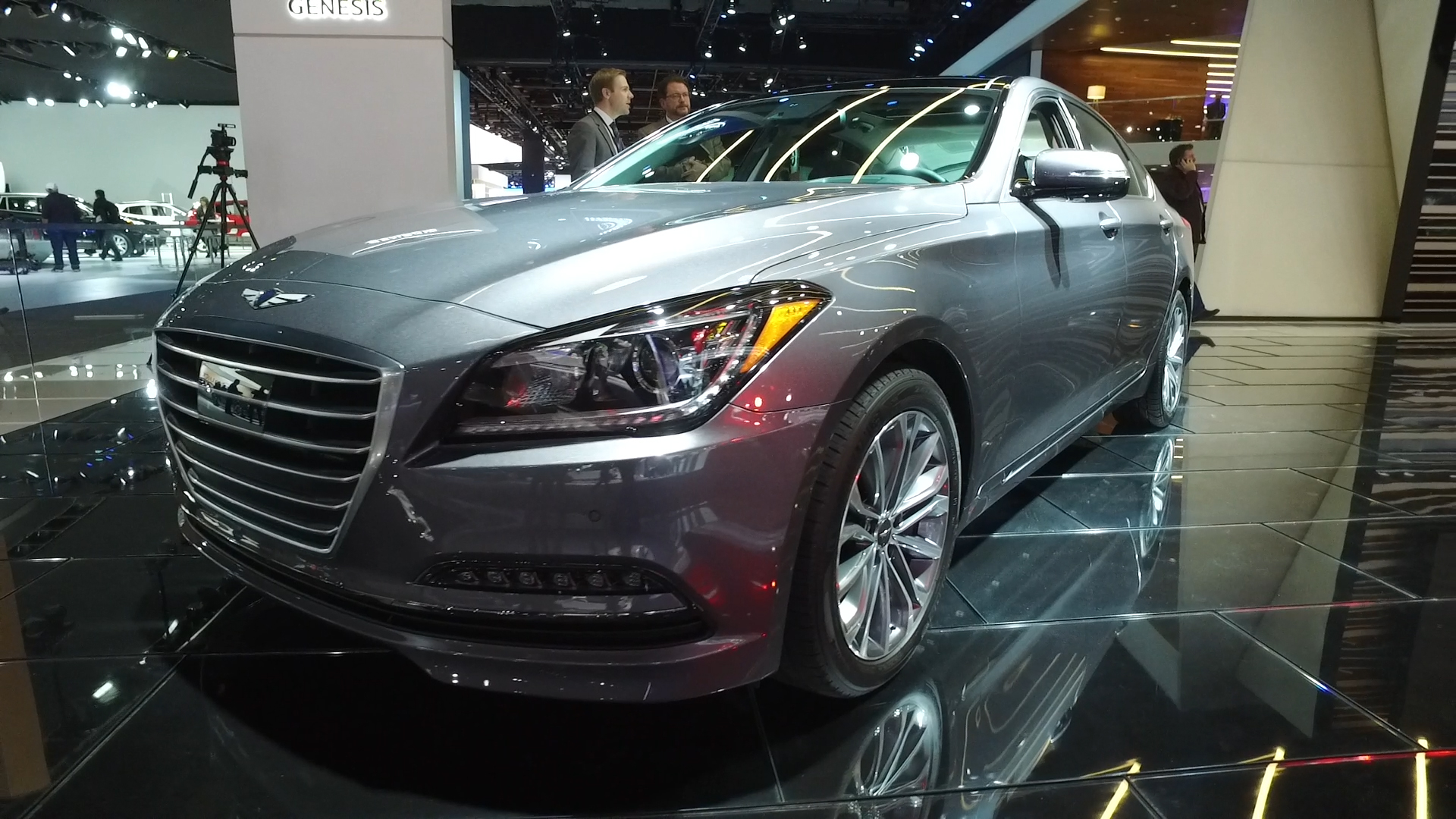 Video: Hyundai finally jumps on the premium brandwagon