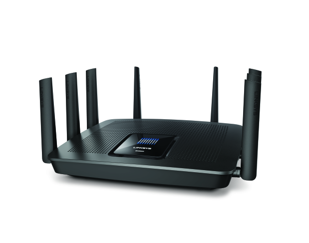 Linksys EA9500 AC5400 Tri-Band Wi-Fi Router with Mu-MIMO router