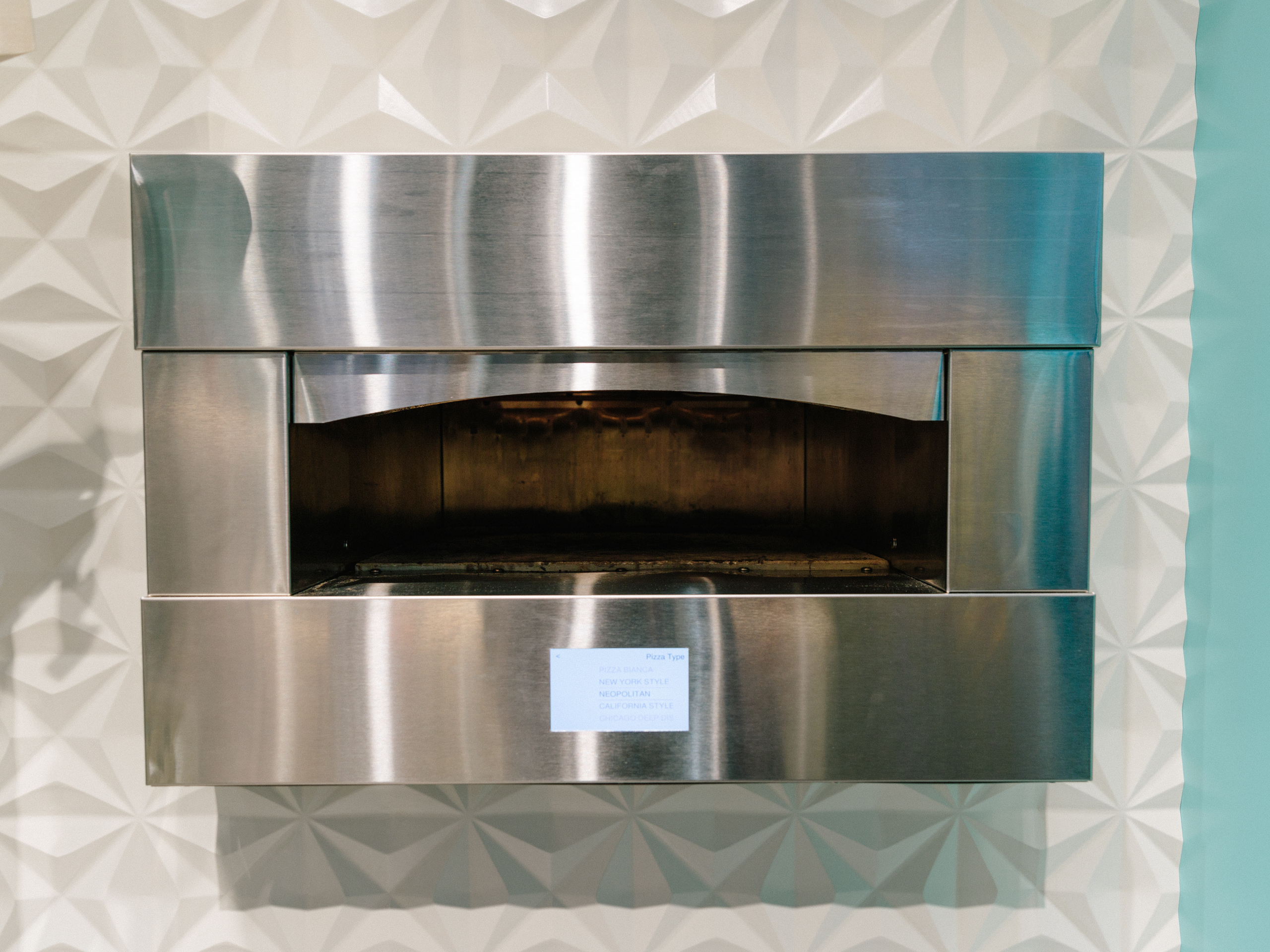 GE Monogram Pizza Oven