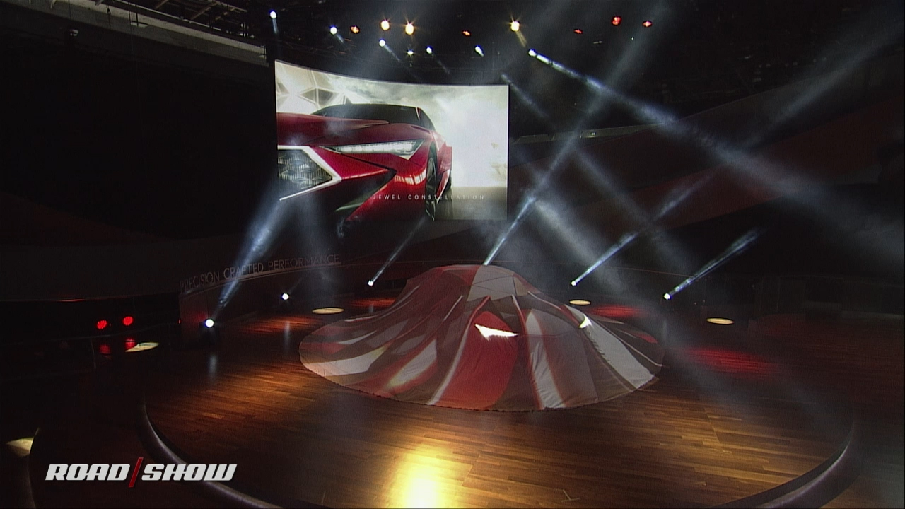 Video: Detroit auto show unveils, the supercut