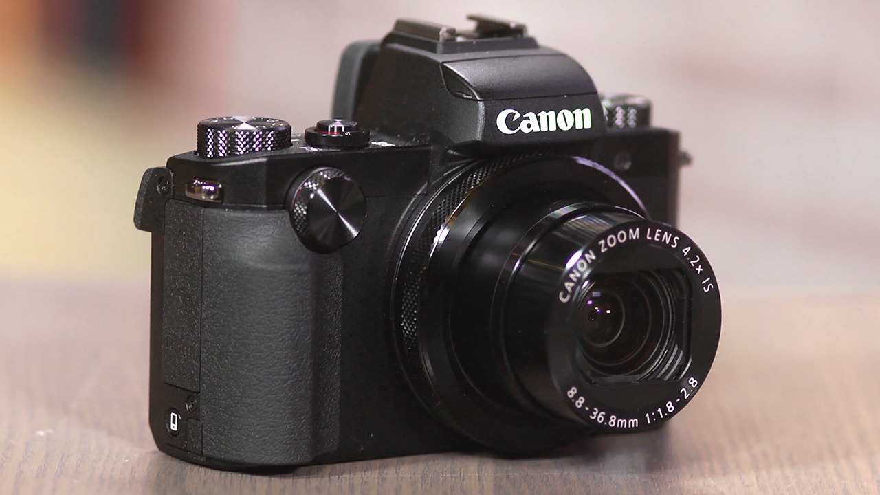 Video: A slow but steady Canon advanced compact