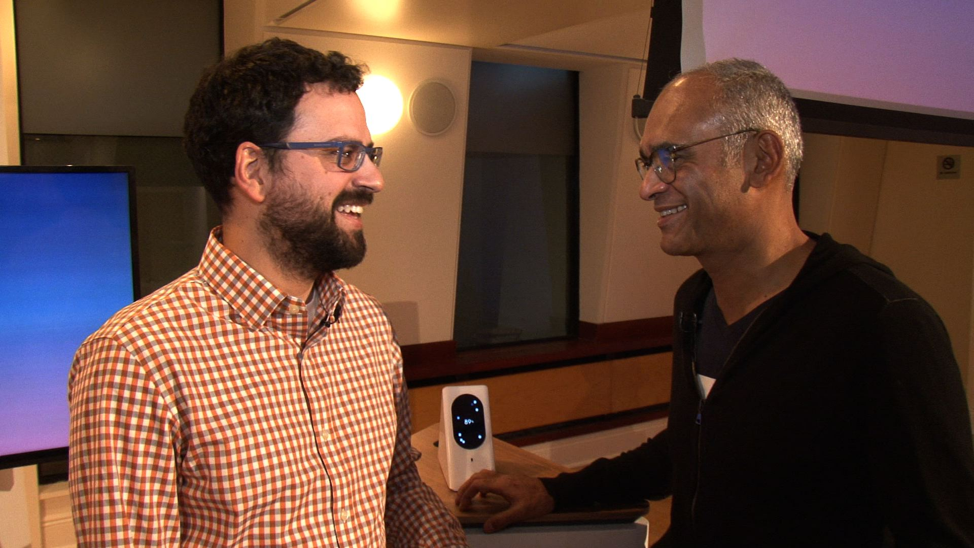 Video: Starry CEO looks to shake up the broadband market