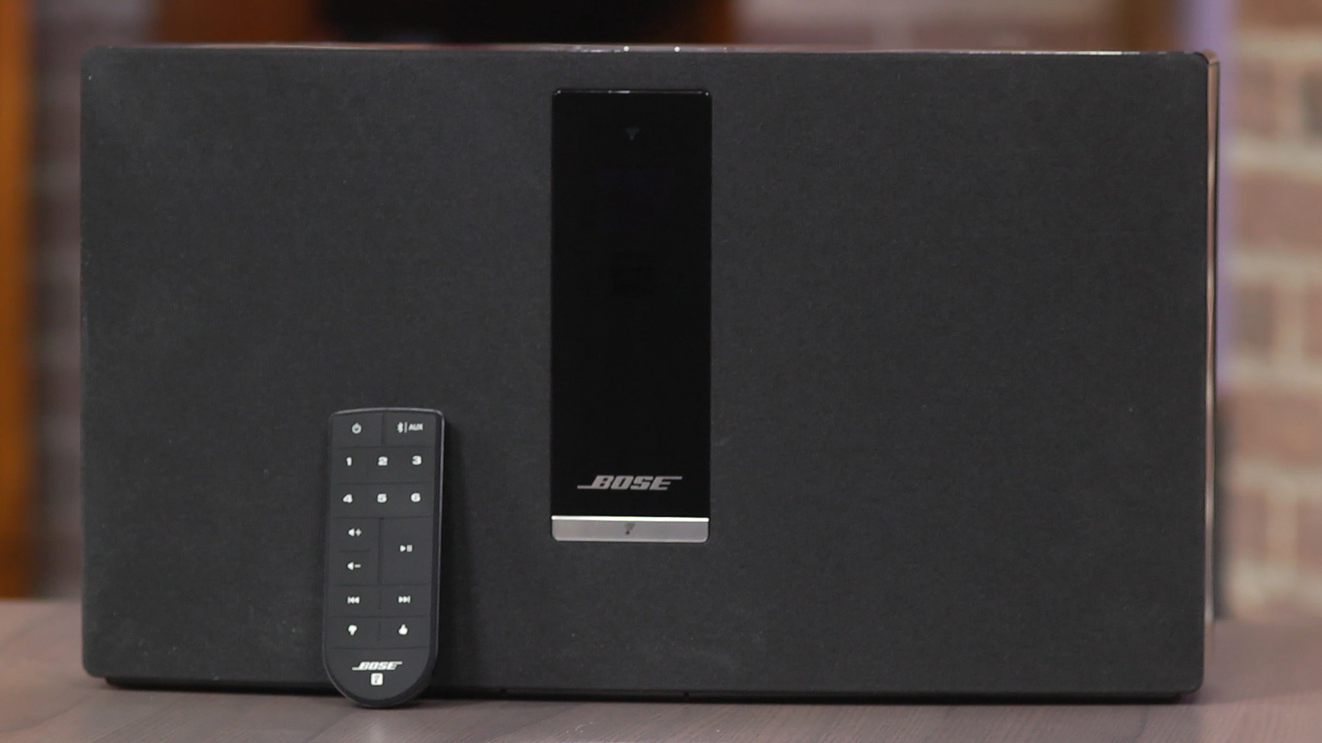 Video: Bose Wi-Fi speaker has a SoundTouch too much bass