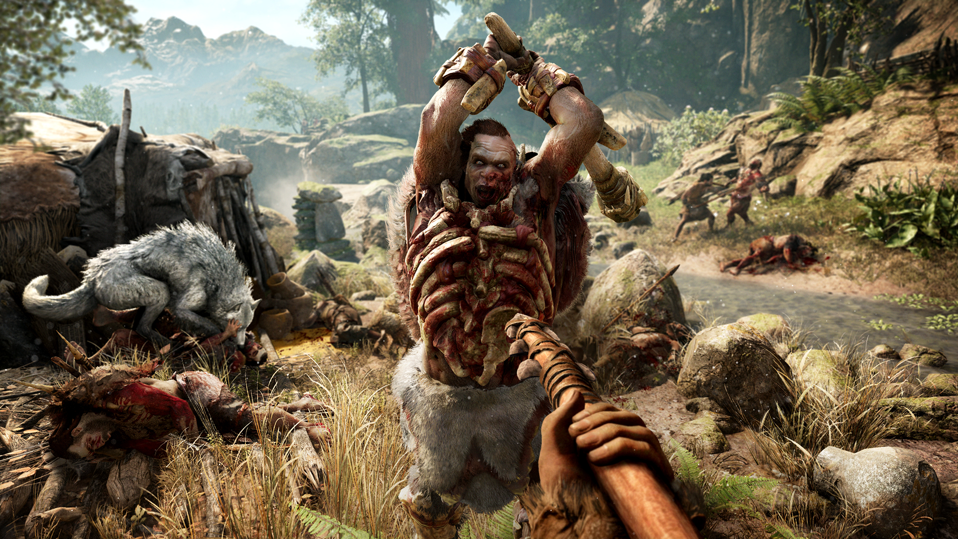 Far Cry Primal Review, available on Amazon