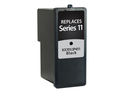 V7 - High Yield - black - remanufactured - ink cartridge ( equivalent to: Dell KX701, Dell JP451 )