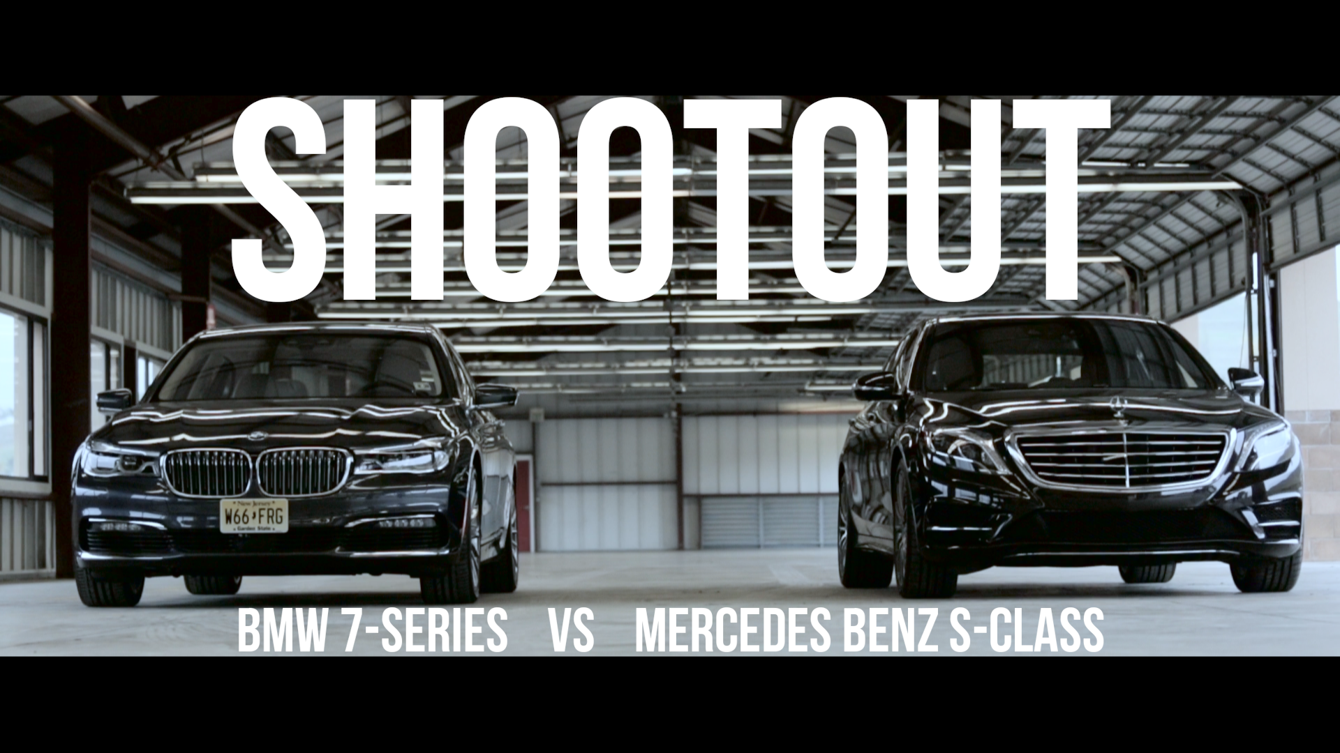 Video: Shootout: 7 Series vs. S-Class for luxury motoring