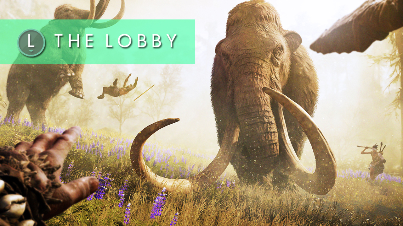 Video: GameSpot's The Lobby -- Far Cry Primal: Does the gameplay feel fresh?