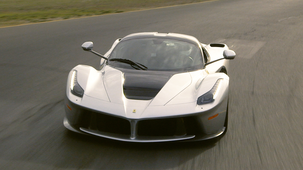 Video: On the road: 2015 LaFerrari
