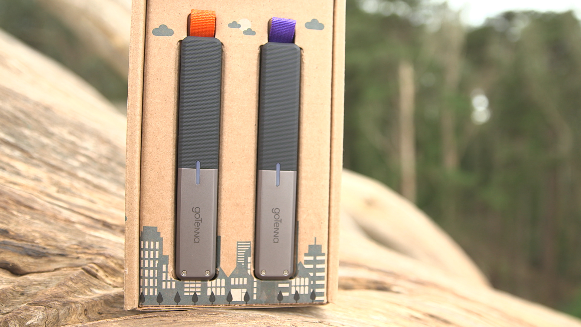 Video: GoTenna creates a wireless network when you're out of range