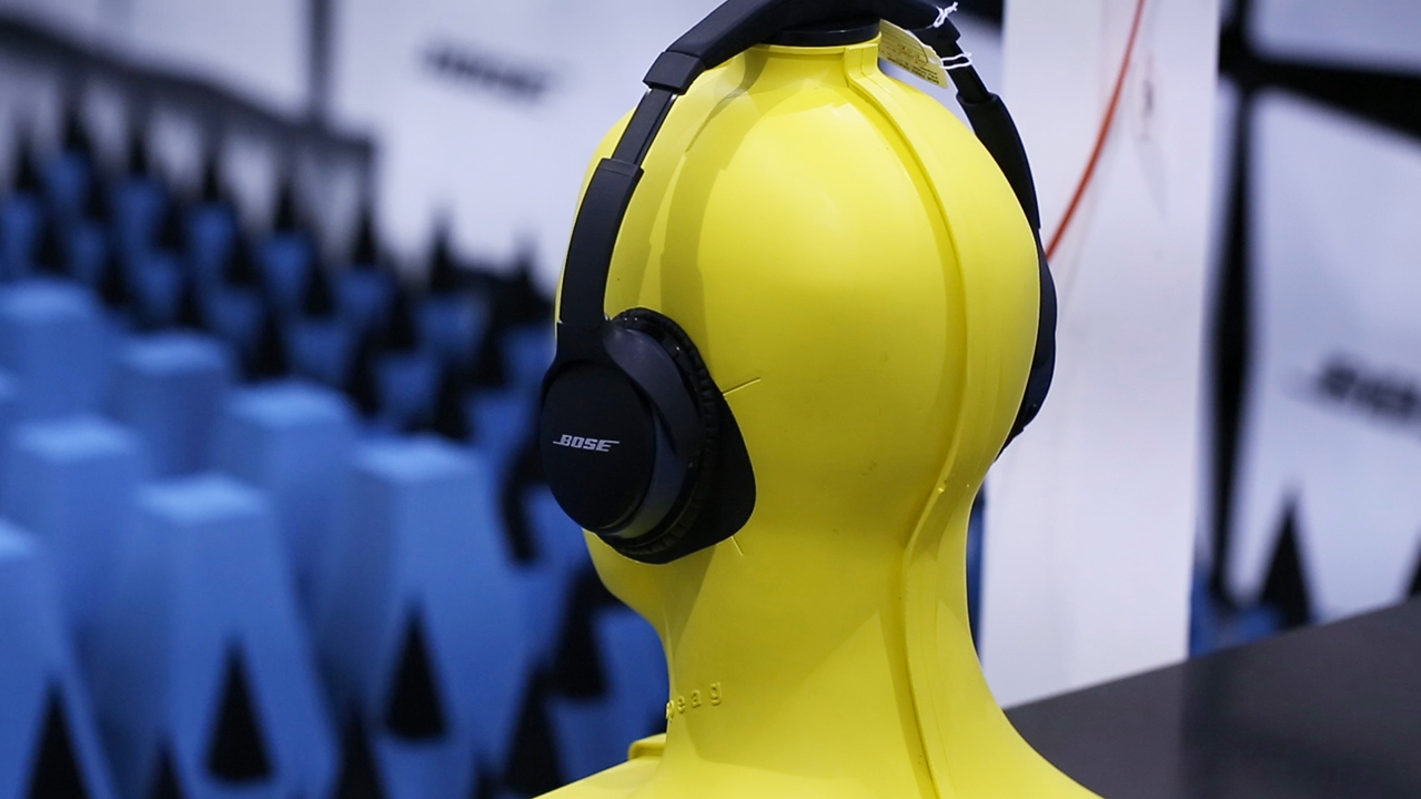 Video: Inside Bose's top-secret testing lab