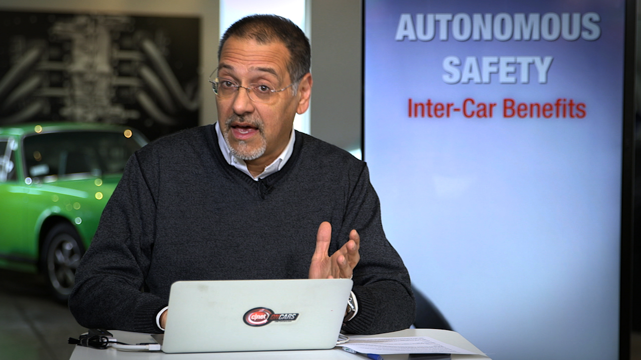 Video: Your emails: What's the aim of self-driving cars?