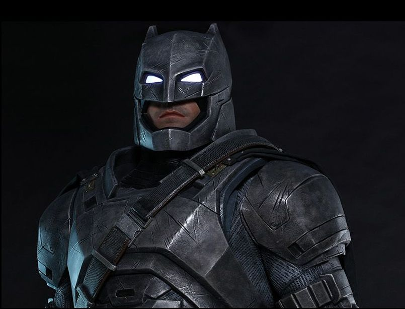 <p>That's a whole lotta Batfleck.</p>
