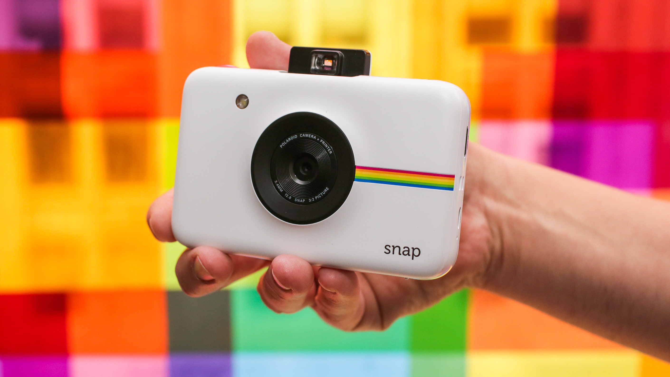 Polaroid Snap Instant Digital Camera review - CNET