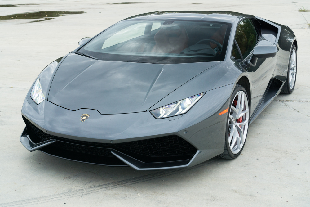 2015 Lamborghini Huracan LP 610-4 review - Roadshow